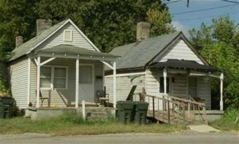 Homes For Narrow Lots by Shotgun House Anthropology