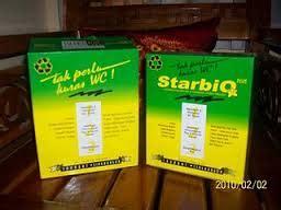 Starbio Plus cara mengatasi saluran met obat atasi wc met