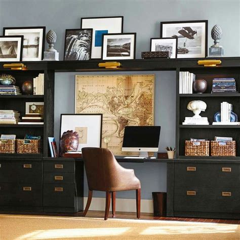 Pottery Barn Office Desk 29 Best L Shaped Desks Images On Pinterest Office Spaces Home Office And Office Ideas