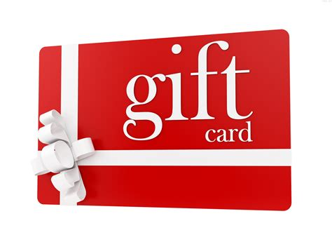 The Best Gift Cards - gift cards the best present you can give to your loved ones