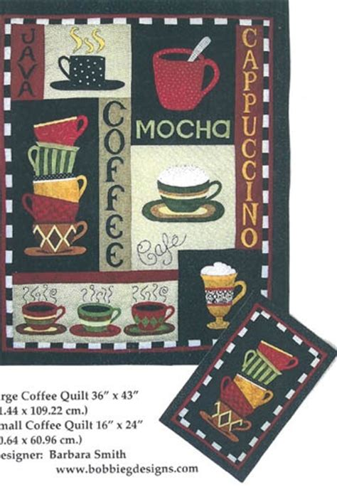Coffee Quilt Pattern by Quilt Patterns Quilt And Coffee On
