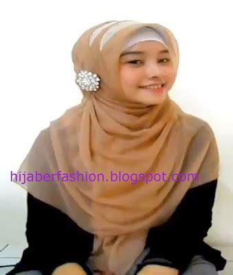 tutorial jilbab paris berkacamata cara pakai hijab jilbab cara memakai jilbab double untuk
