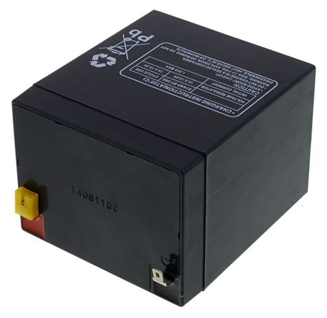 Replace Mba Battery By Myself Or by Thomann Battery 12v 4 5ah Thomann United States