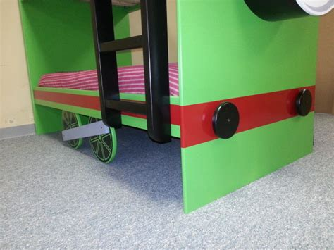 train bunk bed percy the train bunk bed custom by chris davis