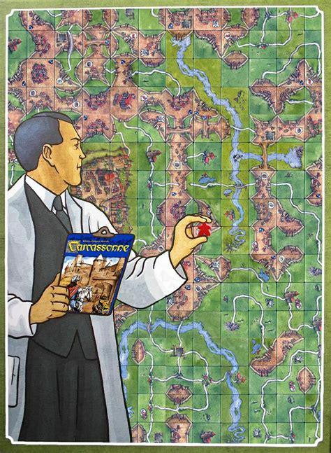Takenoko Board Original carcassonne power grid mashup image boardgamegeek creative board pics