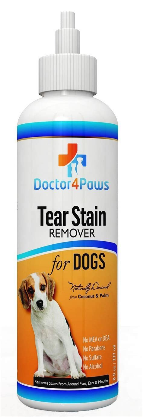 eye stains premium eye tear stain remover for dogs restore those looks