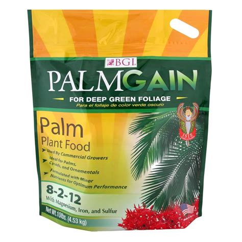 bgi 10 lb palm fertilizer fpalm10 the home depot