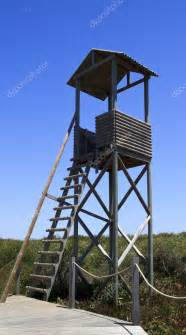 a wood observation tower stock photo 169 arbaes 6753704