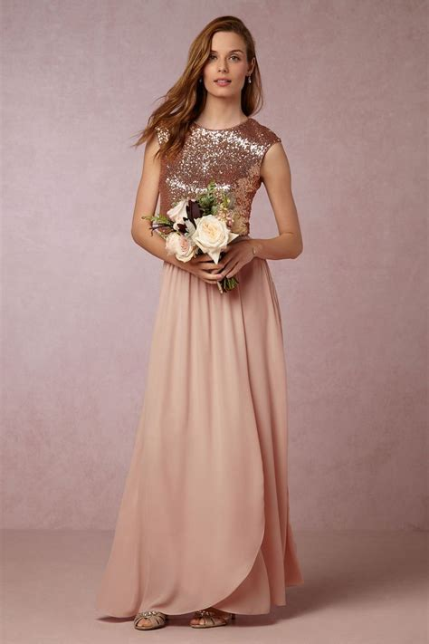 17 Best ideas about Rose Gold Bridesmaid on Pinterest