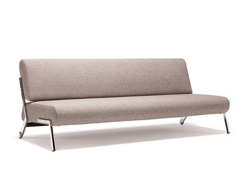 Sofa Bed Modern Contemporary Light Fabric Contemporary Sofa Bed With Chrome Legs Cincinnati Ohio Inndeb