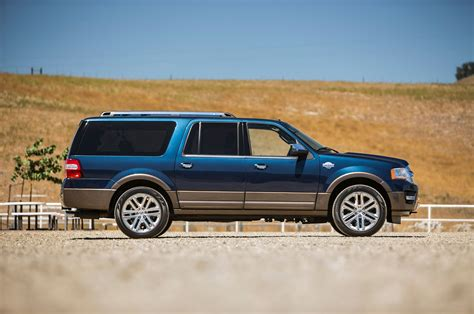 ford expedition king ranch 2015 ford expedition el king ranch test