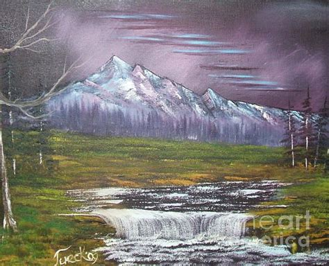 bob ross style paintings for sale bob ross impressions in painting at paintingforsale me