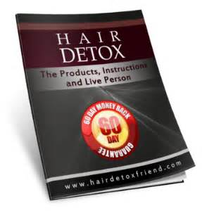 Hair Razor Detox Results by Total Detox Friend