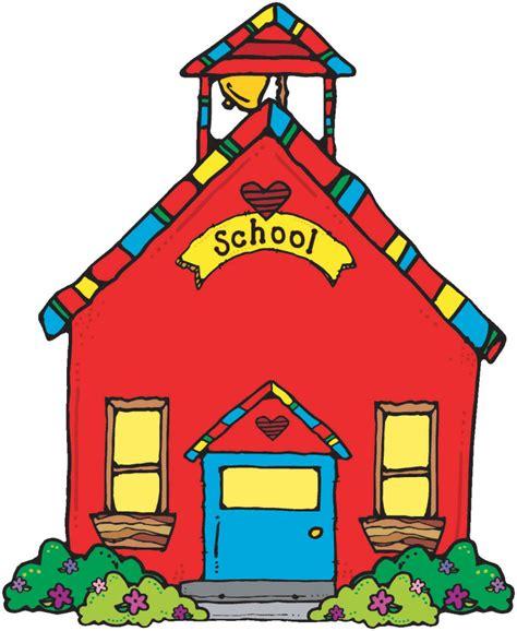 school house clip art clipartioncom