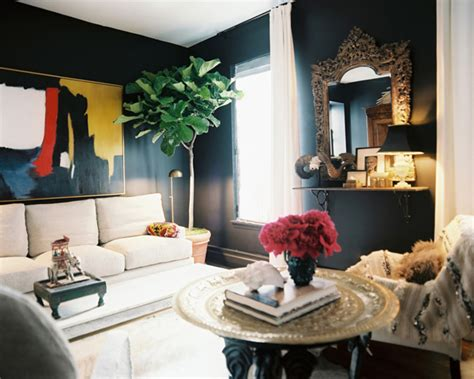 winsome small room furniture for living room and cool wall on black wall paint color luxury