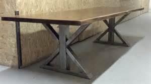 barn door dining table toronto custom dining tables rebarn toronto sliding