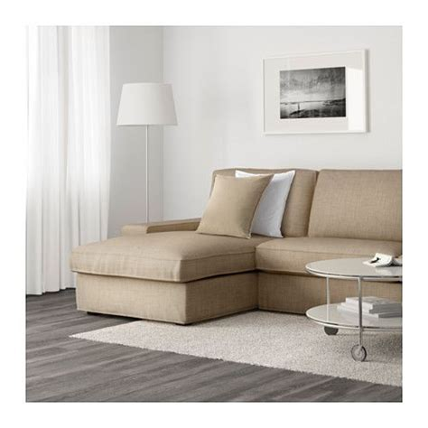 ektorp sofá de 2 plazas y chaiselongue kivik sof 225 de 3 plazas y chaiselongue isunda beige