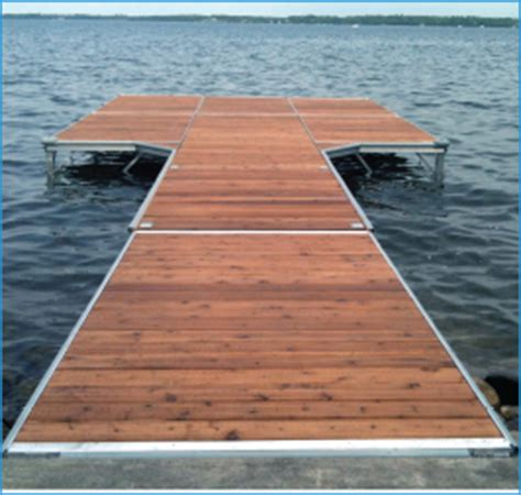 dock sections houstonmarinesystems com 187 gt gt series 2000 aluminum standing