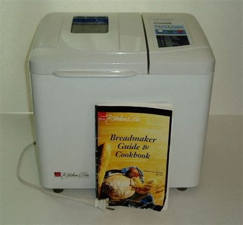Kitchen Collection Also Search For Regal Kitchen Pro Collection Breadmaker Bread Machine Maker Model K67