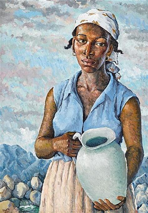 Biography Of Jamaican Artist Osmond Watson | albert huie works on sale at auction biography invaluable