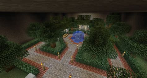 carters mansion minecraft project