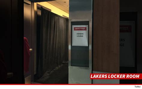 lakers locker room l a clippers got lakers permission for locker room takeover tmz