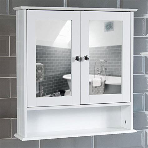 home discount 174 bathroom cabinet mirrored doors wall
