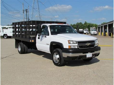 Chevrolet 3500 Flatbed Trucks In Texas For Sale Used