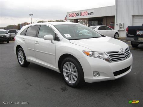 2011 blizzard pearl white toyota venza i4 40353421 gtcarlot car color galleries