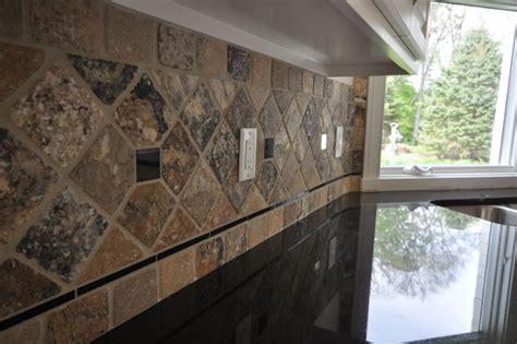 granite tile backsplash ideas granite countertops and tile backsplash ideas eclectic