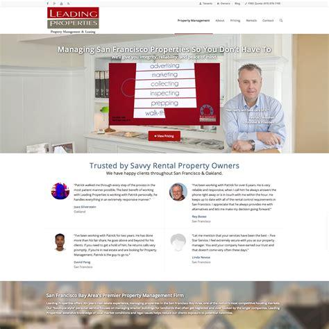 design management website property management websites that sell doorgrow
