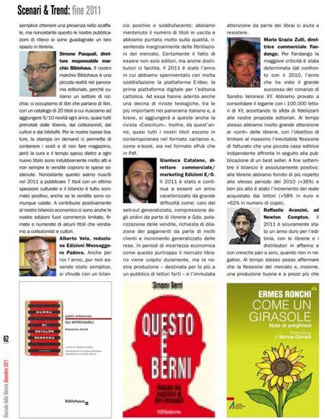 giornale della libreria giornale della libreria novembre 2011
