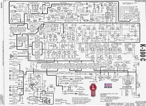 wiring diagram 1 1 historic commercial vehicle club of