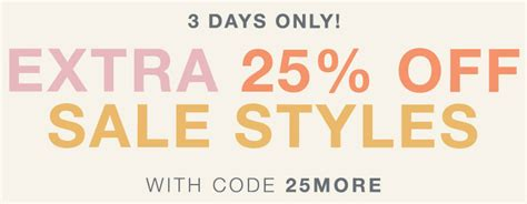 Shopbop Discount Code Which Includes Sale Items by Take 25 Sale Prices At Shopbop Now Purseblog