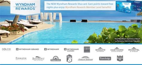 Visa Gift Card Tracking - wyndham rewards visa cards offering new benefits inc automatic elite status and no