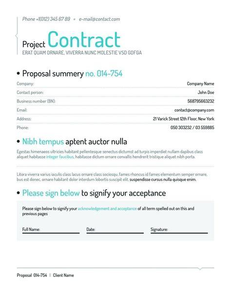 Template Social Media Contract Bonsai Social Media Contract Template