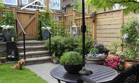 ideas para decorar un patio 7 ideas encantadoras para decorar un patio peque 241 o vix