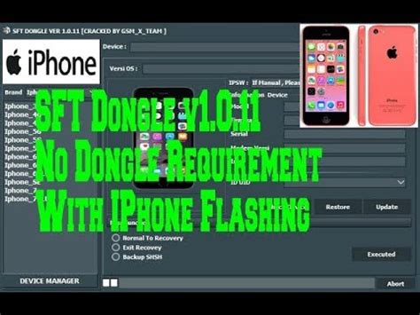 Sft Dgongle sft dongle v1 0 11 no dongle requirement with iphone