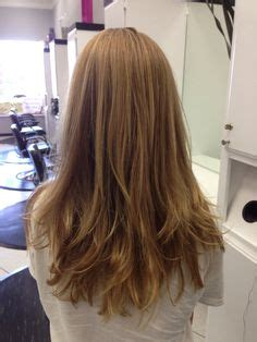 Horizontal Layers On Long Hair | long layered hair hair pinterest my hair haircut