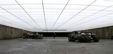 Batcave Garage by A Real Batcave Britain S Endangered Buildings And