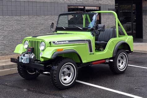 1974 Jeep Cj5 Parts 1974 Jeep Renegade Cj5 139433