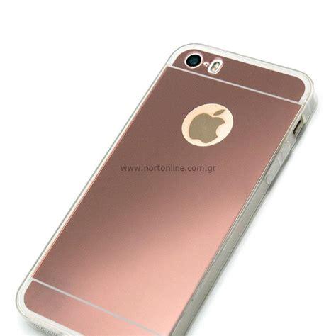 Iphone 5 5s Tpu Slim 0 3mm tpu inos apple iphone 5 5s se mirror ultra slim 0 3mm