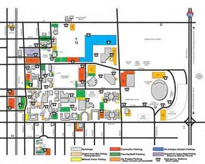 Bowling Green State University Map by Bowling Green State University Campus Submited Images