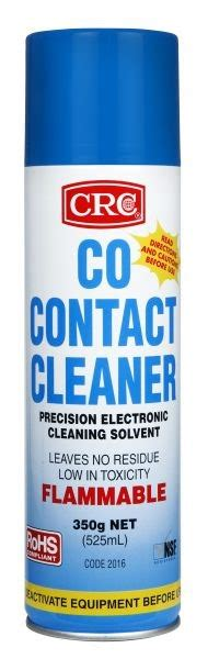 Crc Detox by Crc Contact Cleaner 350gm Cleaning Supplies Horme