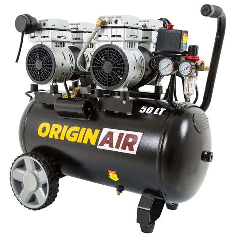 oas270 50of origin air compressor free fad 135lpm 2 x 1hp motors air compressors
