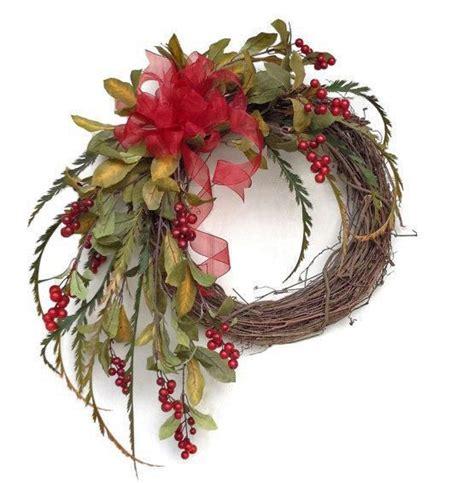 Berry Wreaths Front Door Berry Wreath For Door Wreath Winter Wreath Front Door Wreath Fall Wreath