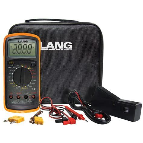 Automotive Multimeter automotive digital multimeter kit kastar 13803