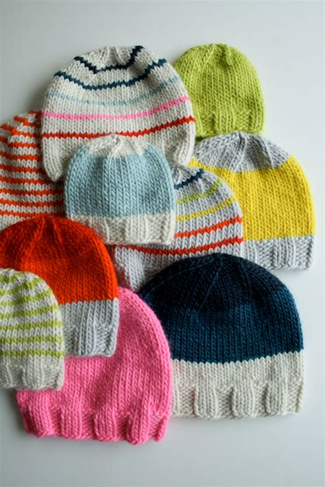knitting pattern gifts ideas knit gift ideas 5 free hat knit patterns for beginners