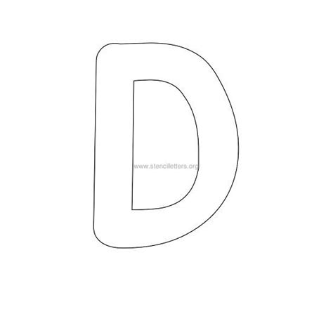 printable letter d stencil pin printable bubble letters outer space letter a on pinterest