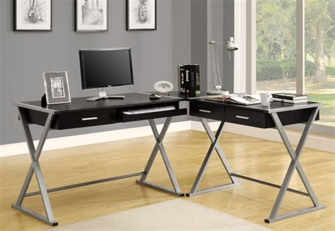 l shaped glass computer desk l shaped desk glass 28 images altra glass l shaped